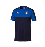 Italy 2006 Tribute Badge Tee (Peacot-Blue) - Kids