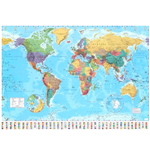 World map Poster 257918
