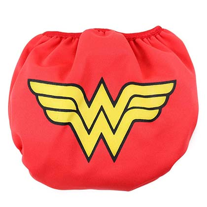 WONDER WOMAN Swim Diaper