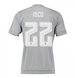 2015-16 Real Madrid Away Shirt (Isco 22)