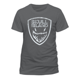 Kong Skull Island T-Shirt Shield