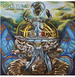 Vynil Sepultura - Machine Messiah Picture Disc (2 Lp)