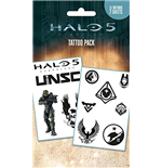 Halo 5 - Mix Temporary Tattoos