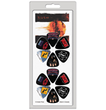 Blood Rush Guitar Pick 258797