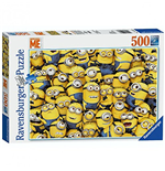 Despicable me - Minions Puzzles - Exhibitionist - 500 pieces