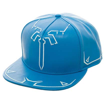 The LEGEND OF ZELDA Breath Of The Wind Snapback Hat