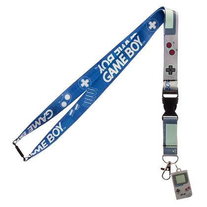 NINTENDO Gameboy Comic Lanyard