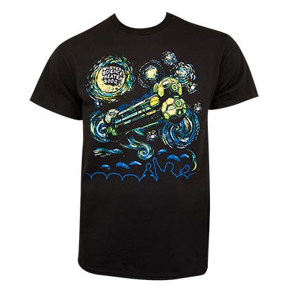 MST3K Starry Night Tee Shirt