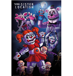 Five Nights at Freddy's Poster 258956