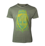 MARVEL COMICS Guardians of the Galaxy Vol. 2 Men's I am Groot T-Shirt, Large, Green