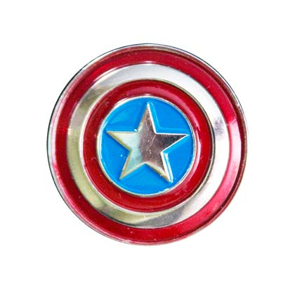 CAPTAIN AMERICA Lapel Pin