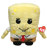 SpongeBob SquarePants Ty Pluffies Plush Figure Spongebob 25 cm