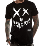 Suicide Squad T-Shirt Skull