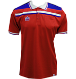 Admiral England Retro Polo Shirt (Red)