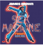Vynil James Brown - Sex Machine Today