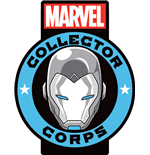 Marvel Comics POP! Pin Badge Collector Corps War Machine