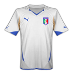 2010-11 Italy Puma World Cup Away Shirt (Kids)