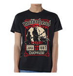 Motorhead Men's Tee: Loud in Osaka