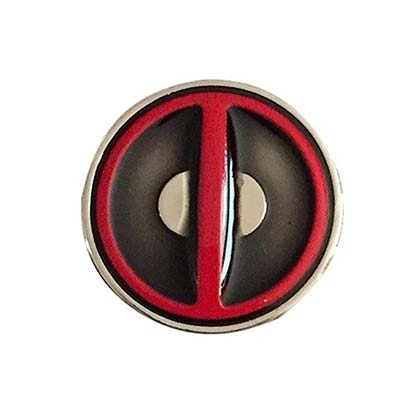 DEADPOOL Lapel Pin