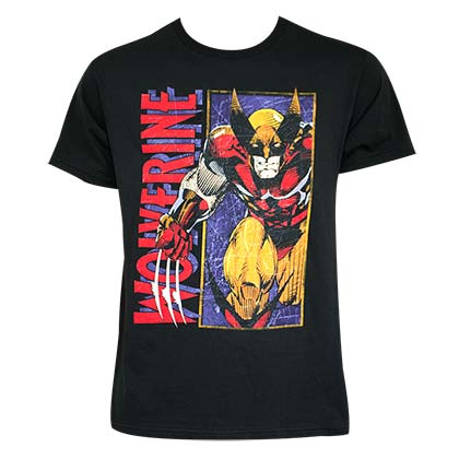 WOLVERINE Comic Tee Shirt