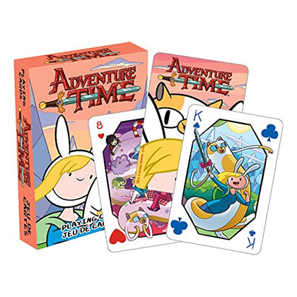 ADVENTURE TIME Playing Cards