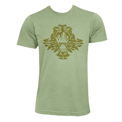 GUARDIANS OF THE GALAXY Leafy Groot Tee Shirt
