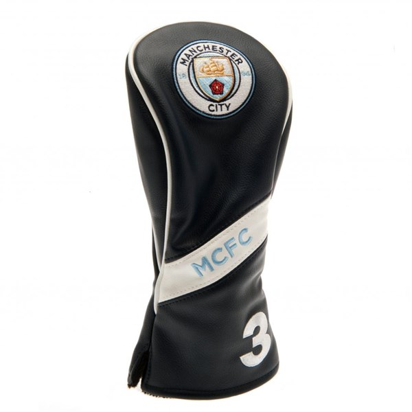 Manchester City F.C. Headcover Heritage (Fairway)