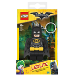 Lego Batman Movie Mini-Flashlight with Keychains Batman