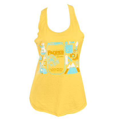 PACIFICO Ladies Tank Top