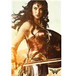 Wonder Woman Poster - Sword 61x91,5 Cm