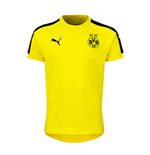 2016-2017 Borussia Dortmund Puma Casuals Performance Tee (Yellow) - Kids
