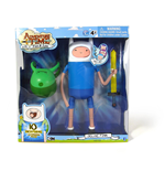 Adventure Time Deluxe Action Figure Finn 25 cm --- DAMAGED PACKAGING
