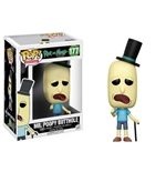 Rick and Morty POP! Animation Vinyl Figure Mr. Poopy Butthole 9 cm