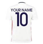 2015-16 France Away Shirt (Your Name)