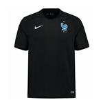 2017-2018 France Away Nike Football Shirt (Kids)