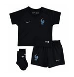 2017-2018 France Away Nike Mini Kit