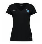 2017-2018 France Away Nike Womens Shirt