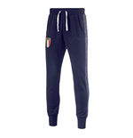2017-2018 Italy Puma Sweat Pants (Peacot) - Kids