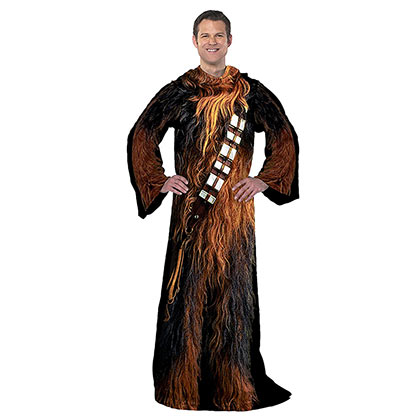 STAR WARS Chewbacca Adult Snuggie