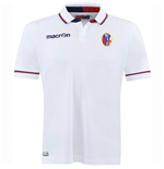 2016-2017 Bologna Cotton Polo Shirt (White)