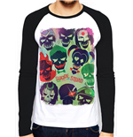Suicide Squad Long sleeves T-shirt 260764