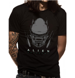 Alien Covenant - Xeno And Logo - Unisex T-shirt Black