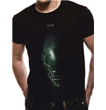 Alien Covenant - Run - Unisex T-shirt Black