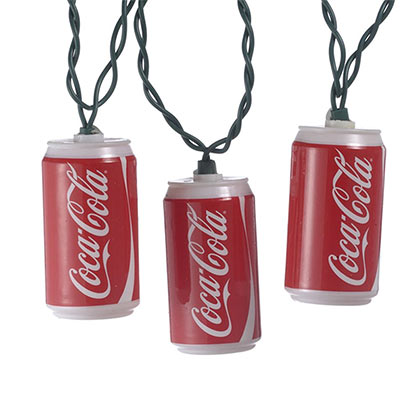 Coca Cola String Light Set