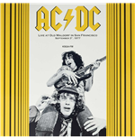 Vynil Ac/Dc - Live At Old Waldorf In San Francisco