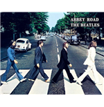 The Beatles - Abbey Road Mini Poster (40x50 Cm)