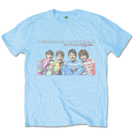 The Beatles  Men's Tee: LP Here Now