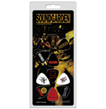 Soundgarden Guitar Pick 261694