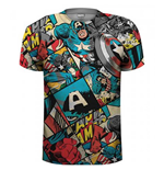 Captain America T-shirt 261821