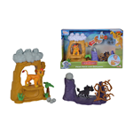 The Lion Guard - Playset Pride Rock with two characters